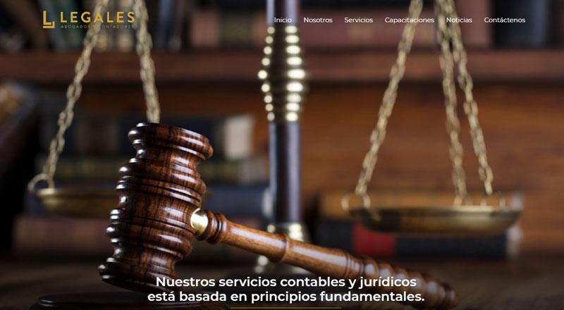 Legales abogados y contadores
