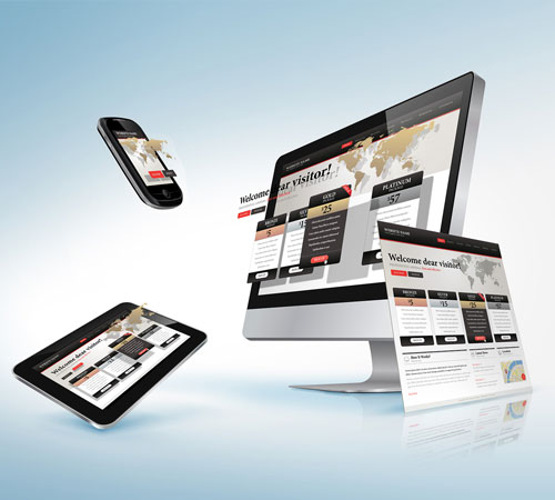 Mantenimiento de páginas web
