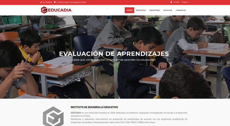 Educadia tutorial
